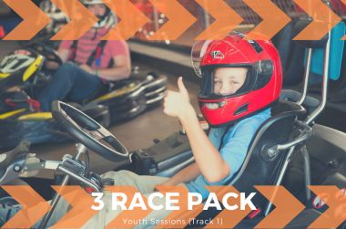 3 Youth Race Pack (Track 1)